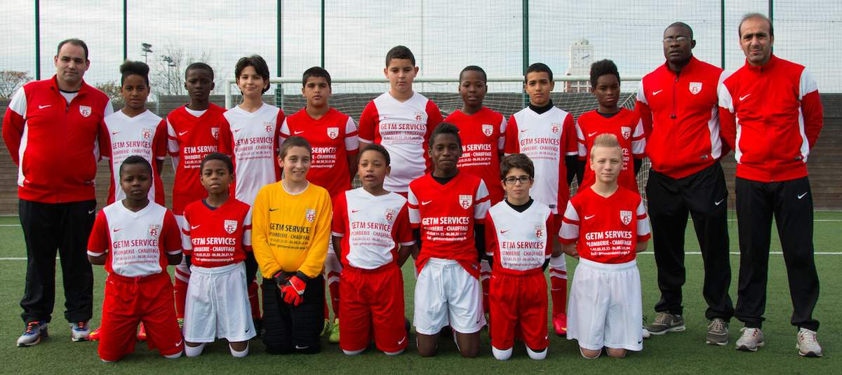 FC PANTIN 1(U12-U13)