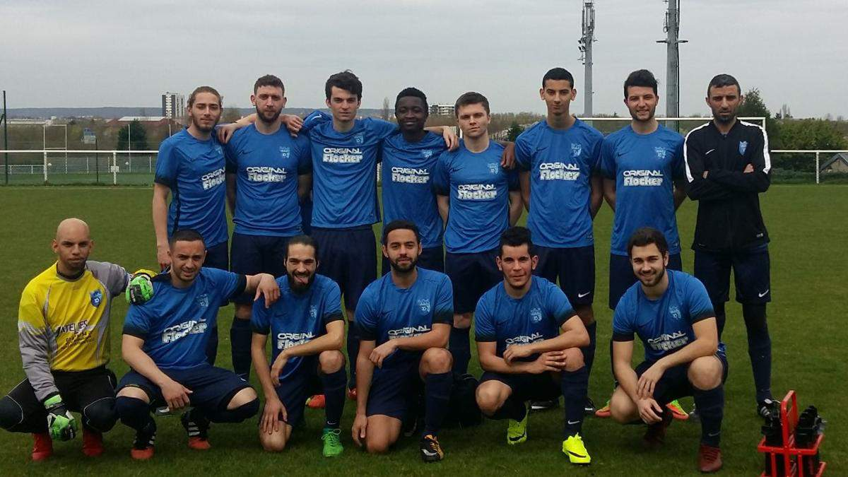Séniors B  MAISONS-LAFFITTE FOOTBALL CLUB