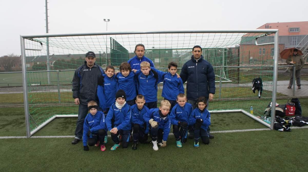 U11 FC Chaleroi (Belgique)