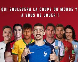 Coupe du Monde 2018 : faîtes votre pronostic !