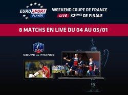 Offre spéciale : Suivez la Coupe de France à prix réduit grâce à footeo !