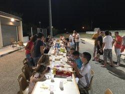 AAG Loisirs - 23 juin 2017 - Soirée avec les familles = Convialité ! - Association Amicale Grisolles