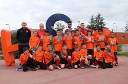 Nos U11 Coachés par le MHSC ! - AC ALIGNANAIS