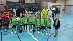 Plateau de Noel U7 - ATHLETIC CLUB BAILLEAU LE PIN