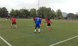 Saison 2016-2017 PARIS ANTILLES FOOT - ACS OUTRE MER - Association Culturelle & Sportive Outre Mer