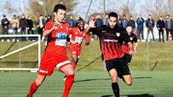 COUPE DE LOIR-ET-CHER:  AFC Blois (R2)# Blois Foot (R1) (0-1)