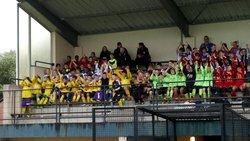Journée d'accueil des U11 à Auffay - AMICALE HOULMOISE BONDEVILLAISE FOOTBALL CLUB