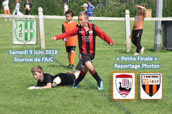 Match pour la 3eme et 4eme place - Tournoi U9 de l'AJC (le 09/06/2018) - AMICALE JOSEPH CAULLE BOSC LE HARD