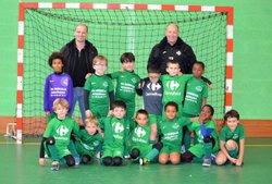 U9_Plateau Futsal du 09 Décembre 2017 à Gravigny - AL ST MICHEL EVREUX FOOTBALL
