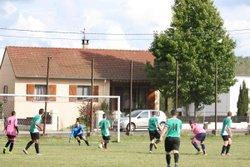 victoire de l équipe A        contre croismare 3/0 - AMICALE  DE CHANTEHEUX