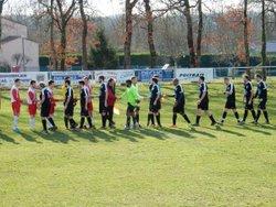 L'équipe A recevait St Aulais. Score 3-3 - AM.S VOEUIL ET GIGET
