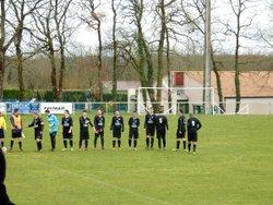 L'équipe A recevait Villebois. Score 3-1 - AM.S VOEUIL ET GIGET