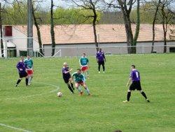 L'équipe B recevait Berneuil. Score 4-2 - AM.S VOEUIL ET GIGET