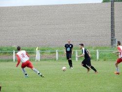 L'équipe A se déplaçait à St Aulais. Score 2-1 - AM.S VOEUIL ET GIGET