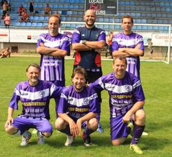 L'équipe de Laigneville vétérans au tournoi du Hac 4/6 du 10 juin à Deschaseau - Amicale Sportive Laigneville