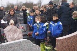 Journée mémoire de nos anciens disparus - AOSC SALLAUMINES