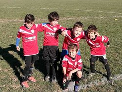 Les U6/U7 à St PEE le 10/12/2016 - ARDANAVY  FOOTBALL   CLUB