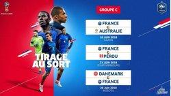 Tirage coupe du monde - ARDANAVY  FOOTBALL   CLUB