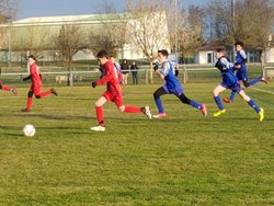 Match U15 ASB-BDX METROPOLE du 02/12/2017 - AS Beautiran Football Club