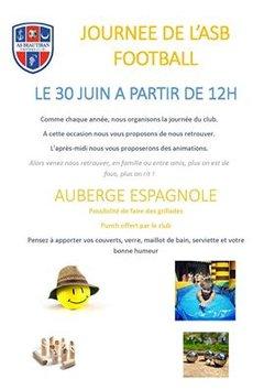 Journée du foot samedi + Assemblée générale à 11H ! - AS Beautiran Football Club