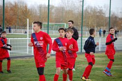 Match U15 du samedi 9/12/17 - AS Beautiran Football Club