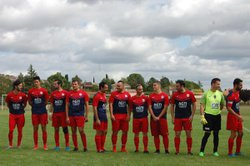 Photos du match de Coupe d'Aquitaine ASB MONFLANQUIN 10/09/17 - AS Beautiran Football Club