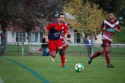Match Coupe de Gironde ASB1 - St Laurent/St Gervais 08/10/17 - AS Beautiran Football Club
