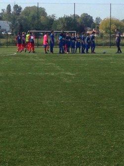 Carton plein pour nos U13 A vainqueurs de Begles 4 : 12 à 0.... (photos) - AS Beautiran Football Club