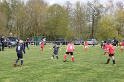 Plateau U9 à WARMERIVILLE le samedi 14 avril 2018 - ASSOCIATION SPORTIVE DE BÉTHENIVILLE