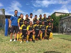 U13 (1) Les 1er Champions 2016/2017 de l'A.S.B