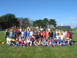 école de foot - ASSOCIATION SPORTIVE CAMARETOISE