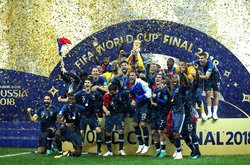 CHAMPION DU MONDE !!! - A . S . CELLULE
