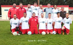 Champion 2012 / 4ème div - association sportive celluloise