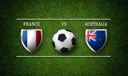 FRANCE / AUSTRALIE : 2 -1 - A . S . CELLULE