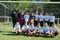U13 - Val de Brenne FC - AS Chanceaux (24/09/2016) - AS CHANCEAUX