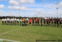 U19 - Chanceaux Ent - Veretz-Larçay (25/09/2016) - AS CHANCEAUX