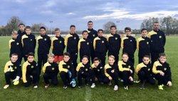 Groupe U13 2017/2018 - Association Sportive Chapelloise