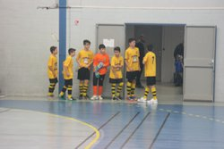 Tournoi en salle U11/U13 du Bourges Moulon - Association Sportive Chapelloise