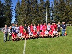 ASC -FLORAC (Match amical du 09.04.2017) - ASSOCIATION SPORTIVE DE CHAUDES-AIGUES