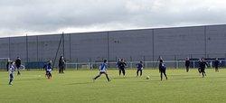 U11 FC DROUAIS 14/02/2015 - AMICALE SPORTIVE CLÉVILLIERS BAILLEAU L'EVÊQUE