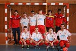 Futsal U17 Saint jean de Muzols 22102016 - Association Sportive de Cornas