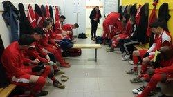 Match U19 Clérieux Saint Bardoux 11022018 - Association Sportive de Cornas