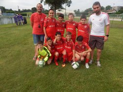 Photos Tournoi U13 U15 Dombes(01) 02&03/06/2018 suite - Association Sportive de Cornas