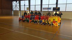 PLATEAU U8/U9 SAMEDI 21 A CUINCY - AS CUINCY FOOTBALL