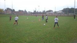 REPRISE DES ENTRAINEMENTS  POUR LES U13 / U11 / ECOLE DE FOOTBALL - AS CUINCY FOOTBALL