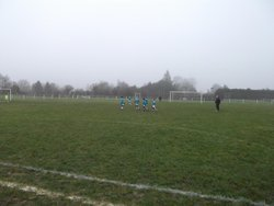 Match amical contre cravent fc - ASSOCIATION SPORTIVE DE DAMMARTIN