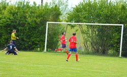 Demi finale Challenge Michel Fromentin ( ASD 4-1 Dompierre FC) - A.S. DOMART S/LA LUCE