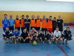 TOURNOIN EN SALLE 2010 - FOOTBALL CLUB BIGOUDEN