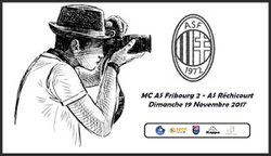 MC AS Fribourg 2 - AS Réchicourt 191117 - AS Fribourg