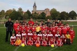 Ecole de foot saison 2015/2016 - A.S. GREZIEU LE MARCHE